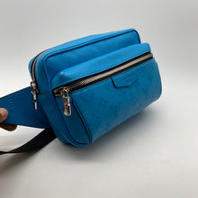 Load image into Gallery viewer, Louis Vuitton Blue Bumbag