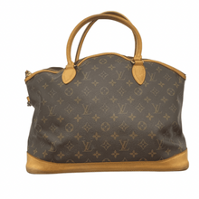 Load image into Gallery viewer, Louis Vuitton Monogram Top Handle Purse