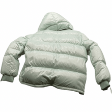 Load image into Gallery viewer, Moncler Aqua Green Jacket