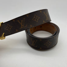 Load image into Gallery viewer, Louis Vuitton Unisex Brown Belt