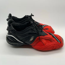 Load image into Gallery viewer, Balenciaga Black/Red Sneaker
