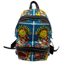 Load image into Gallery viewer, Moschino Ice Cream Backpack