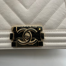 Load image into Gallery viewer, Chanel Winter White Handbag