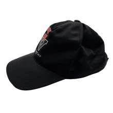 Load image into Gallery viewer, Givenchy Black Nylon Coated Baseball Hat