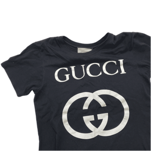 Gucci Black Men's Tshirt