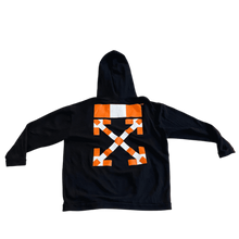 Load image into Gallery viewer, Off- White Black Hoodie