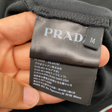 Load image into Gallery viewer, Prada Black Polo