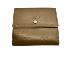 Load image into Gallery viewer, Louis Vuitton Gold Wallet