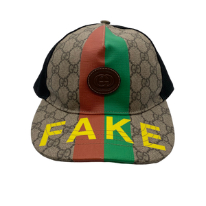 Gucci Fake/Not Hat