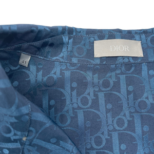 Christian Dior Blue Shirt