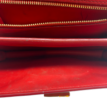 Load image into Gallery viewer, Burberry Red Shoulder Bag