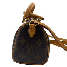 Load image into Gallery viewer, Louis Vuitton Nano Speedy