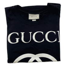 Load image into Gallery viewer, Gucci Black Men's Tshirt