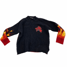 Load image into Gallery viewer, Palm Angels Flame Men's Sweater