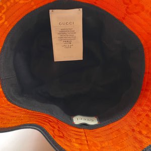 Gucci Orange Hat