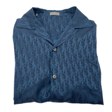 Load image into Gallery viewer, Christian Dior Blue Shirt