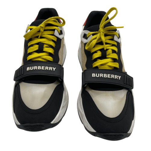 Burberry London Beige Sneakers