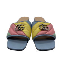 Load image into Gallery viewer, Gucci Multi-Color Sandals