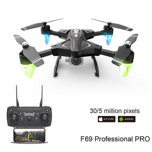 OZ Drone With Wide Angle HD 720P/1080P/4K Camera