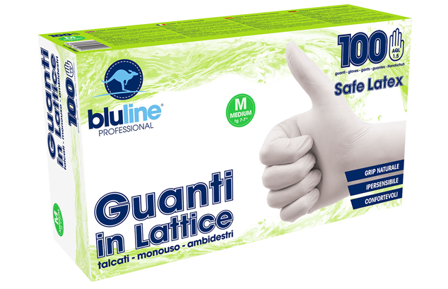 Guanto lattice x100pz
