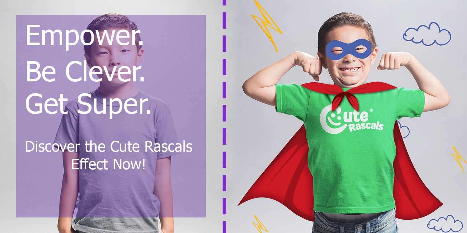 Cute Rascals Shop Empowering Baby & Toddler Clothes Collection