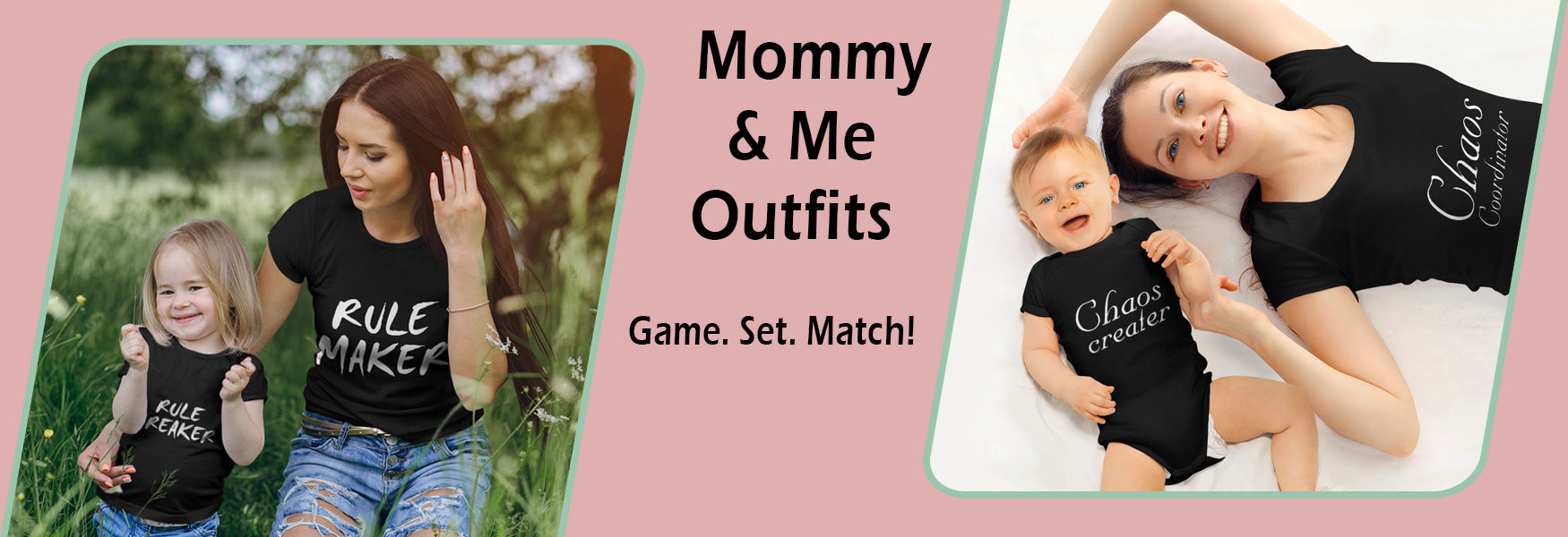 Cute Rascals Shop Mommy & me matching outfits
