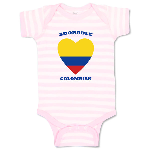 Adorable Colombian Heart Countries