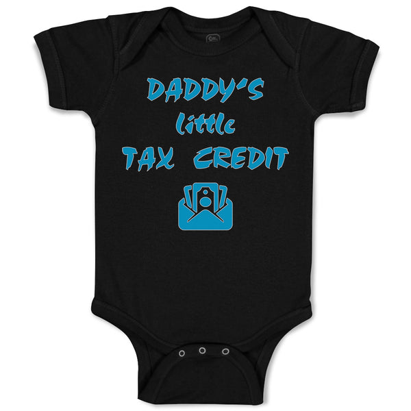 Daddy's Little Tax Credit Dad Father's Day