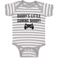 Daddy's Little Gaming Buddy Dad Father's Day