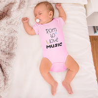 Born to Love Music