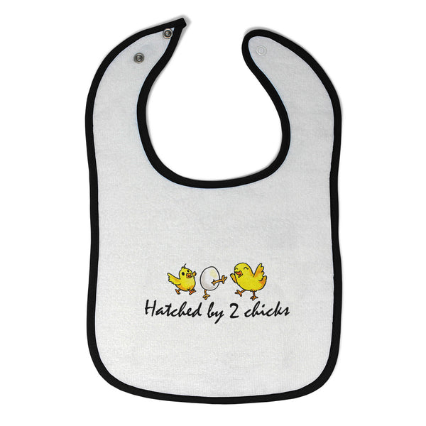 Cloth Bibs for Babies Hatched by 2 Chicks Gay Lgbtq Style A Baby Accessories - Cute Rascals