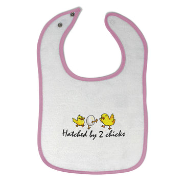 Cloth Bibs for Babies Hatched by 2 Chicks Gay Lgbtq Style A Baby Accessories