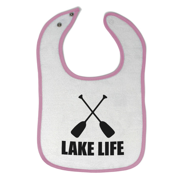 Cloth Bibs for Babies Lake Life Baby Accessories Burp Cloths Cotton