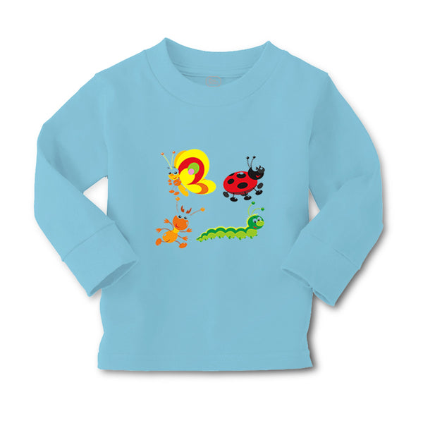 Baby Clothes Butterfly Ladybug Caterpillar Termite Hungry Caterpillar Cotton - Cute Rascals