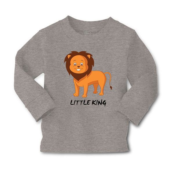 Baby Clothes Lion Little King Animals Safari Boy & Girl Clothes Cotton - Cute Rascals