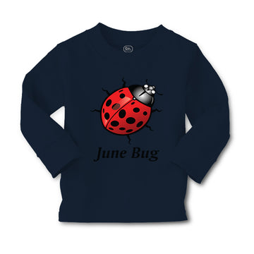 Baby Clothes June Bug Ladybug Boy & Girl Clothes Cotton