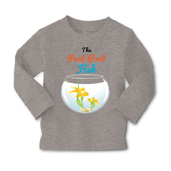 Baby Clothes The Pout Pout Fish Ocean Sea Life Boy & Girl Clothes Cotton - Cute Rascals