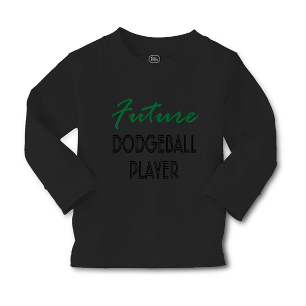 Baby Clothes Future Dodgeball Player Sport Future Sport Boy & Girl Clothes - Cute Rascals
