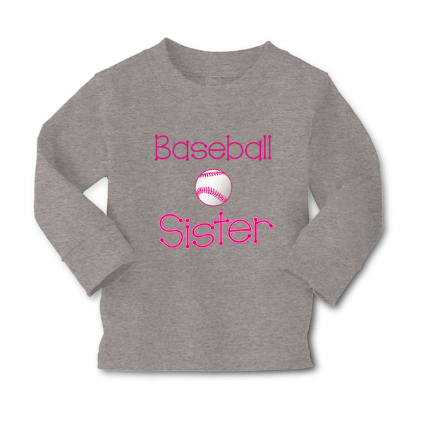 Baby Clothes Baseball Sister Style1 Baseball Sports Baseball Boy & Girl Clothes - Cute Rascals