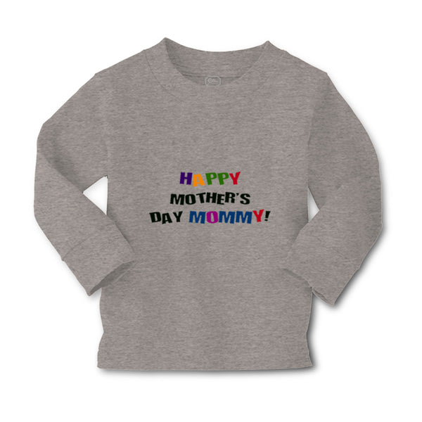 Baby Clothes Happy Mother's Day Mommy! Boy & Girl Clothes Cotton - Cute Rascals