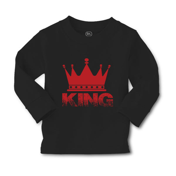 Baby Clothes King Crown Prince A Funny Boy & Girl Clothes Cotton - Cute Rascals