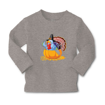 Baby Clothes Thanksgiving Turkey Pumpkin Holidays Characters Others Cotton