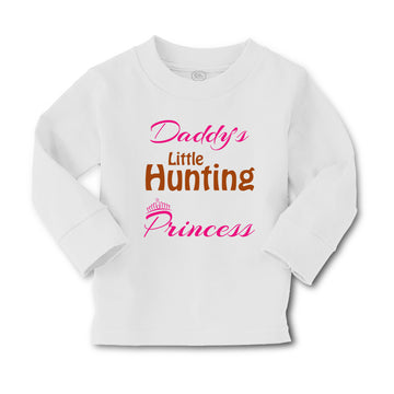Baby Clothes Daddy S Little Hunting Princess Family & Friends Dad Cotton