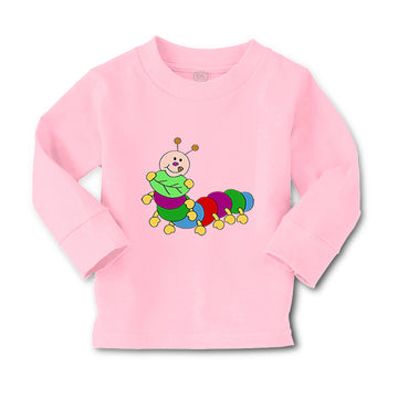 Baby Clothes Caterpillar Hungry A Boy & Girl Clothes Cotton
