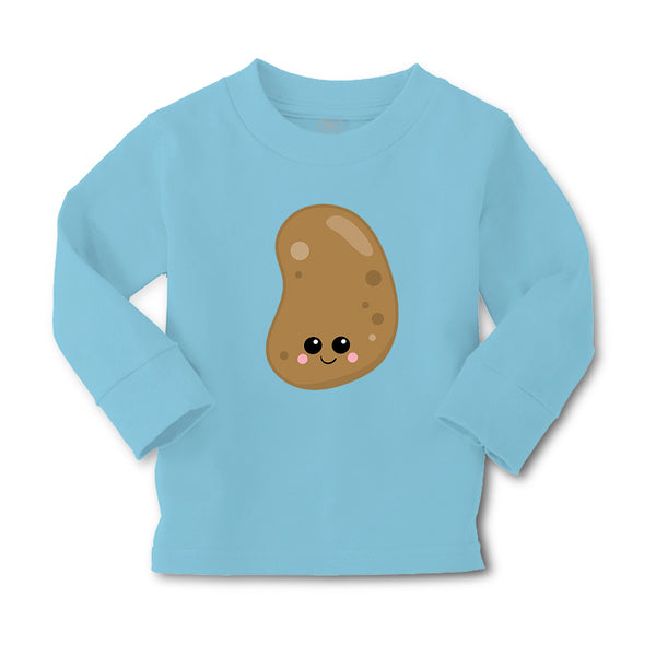 Baby Clothes Potato Food and Beverages Vegetables Boy & Girl Clothes Cotton - Cute Rascals