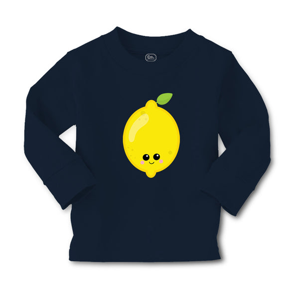 Baby Clothes Smile Lemon Food and Beverages Fruit Boy & Girl Clothes Cotton - Cute Rascals