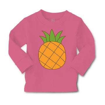 Baby Clothes Pineapple Boy & Girl Clothes Cotton