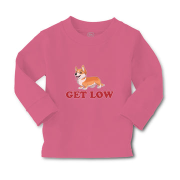 Baby Clothes Get Low Boy & Girl Clothes Cotton