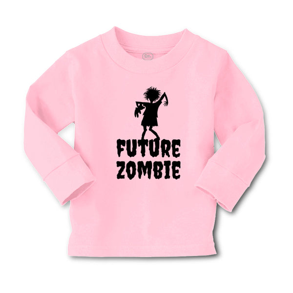 Baby Clothes Future Zombie Funny & Novelty Novelty Boy & Girl Clothes Cotton - Cute Rascals