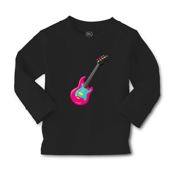 Baby Clothes Guitar Pink Girly Others Boy & Girl Clothes Cotton